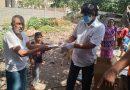 लहुरा काशी सेवा संस्था का सेवाकार्य, लॉकडाउन तक होती रहेगी गरीबों की सेवा